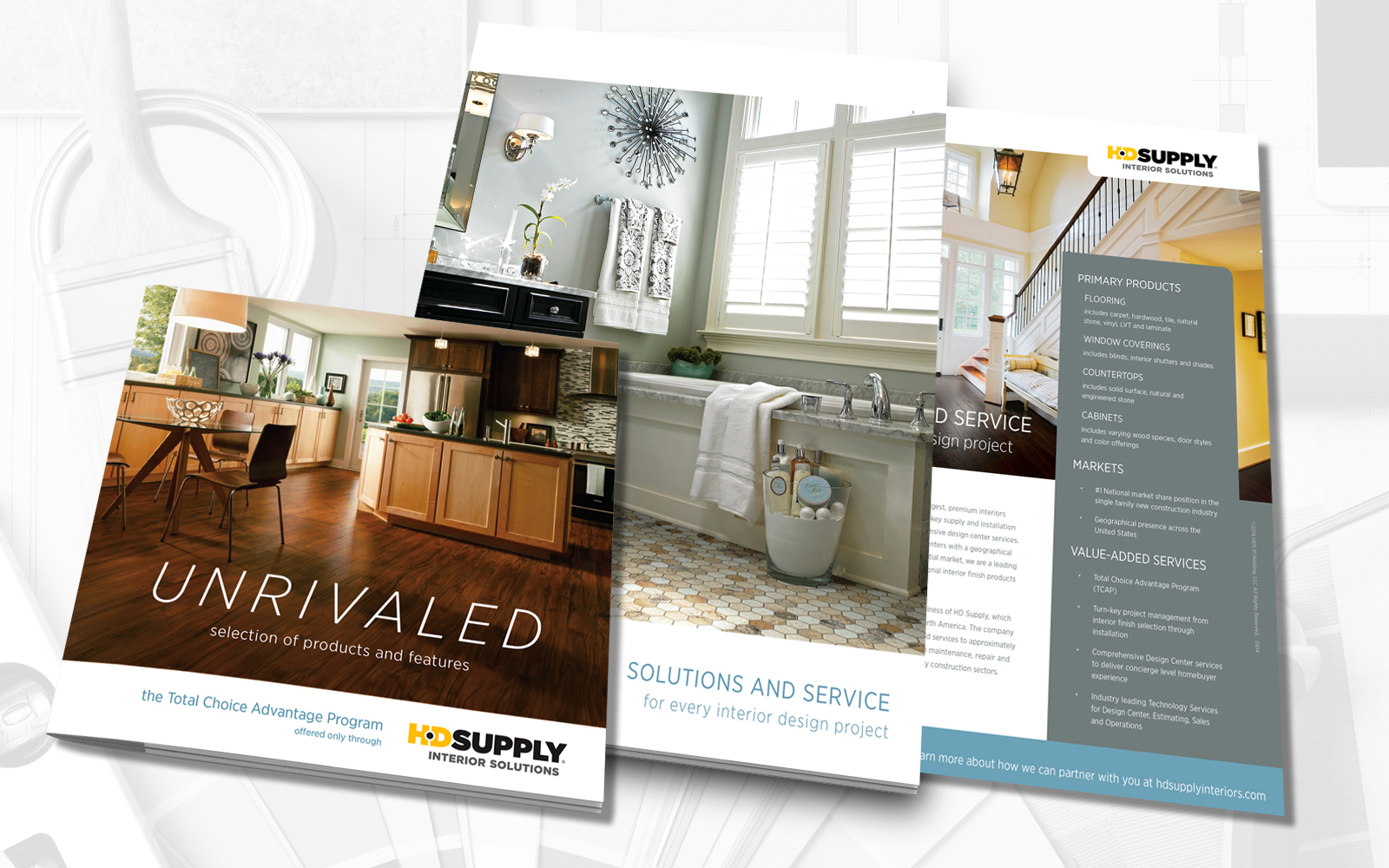 INTERIOR DESIGN BUSINESS, New Marketing Collateral
